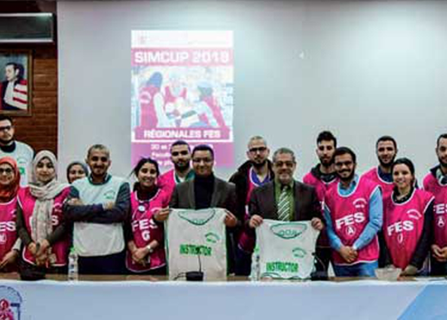 SimCup Morocco