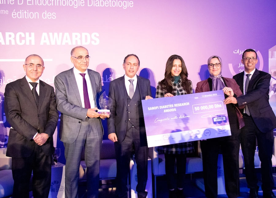 Sanofi Diabetes Research Awards